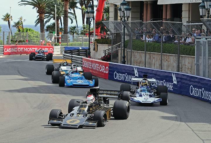 Historic racing calendar – May 2016
