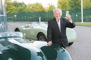 The greatest of the lot – Norman Dewis
