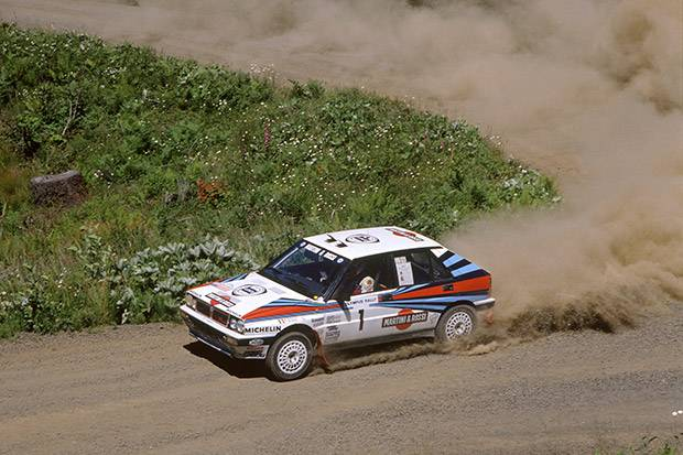 A passion for Martini Racing