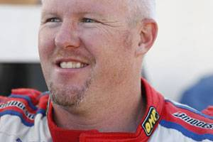 Paul Tracy at Goodwood