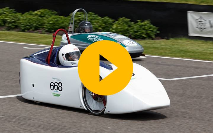 Greenpower at Goodwood