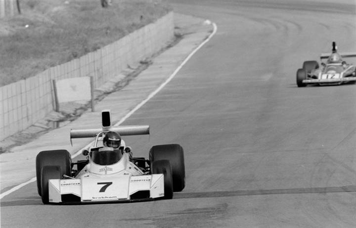 Maiden wins for Reutemann and Fangio
