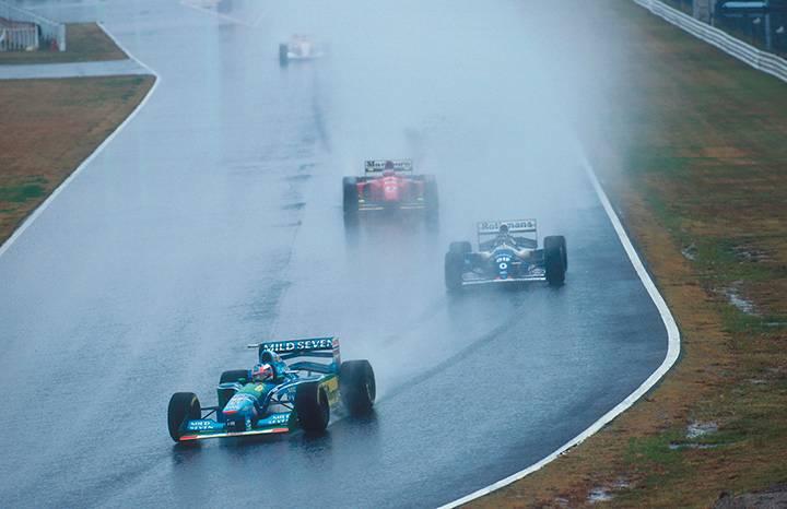 81 – 1994 Japanese GP