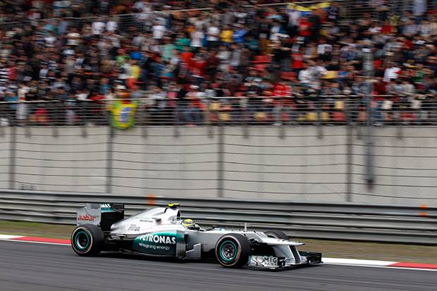 Season review: Mercedes