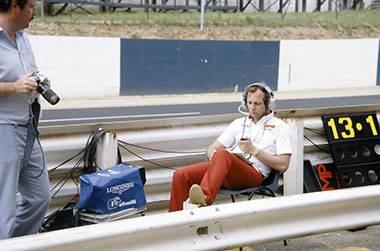 Ron Dennis: still 'the Man' at McLaren