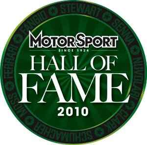 Motor Sport Hall of Fame ticket lottery