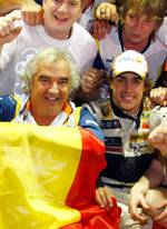 Briatore: F1's sharpest team boss