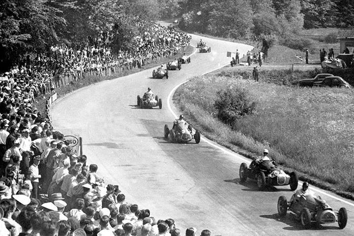 English Formula 1 drivers part 1