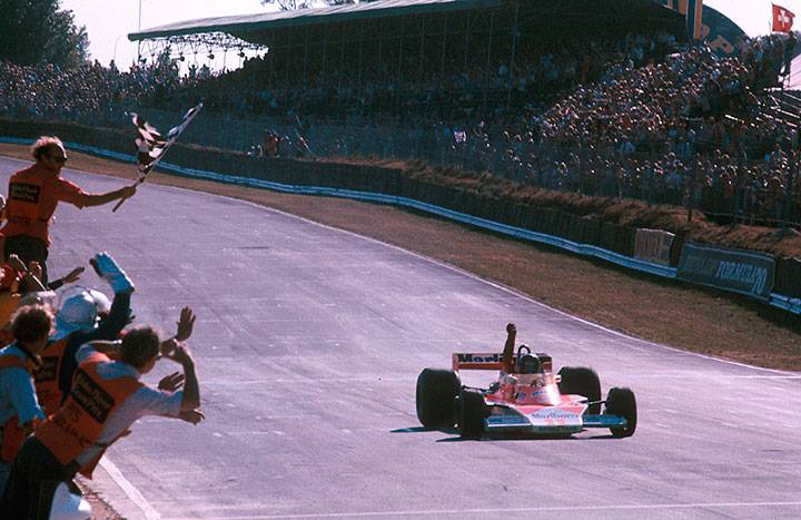 Your pictures and mementos from Brands '76