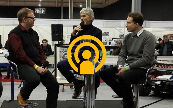 Damon Hill podcast