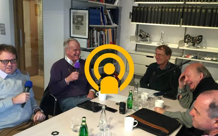 Alastair Caldwell podcast