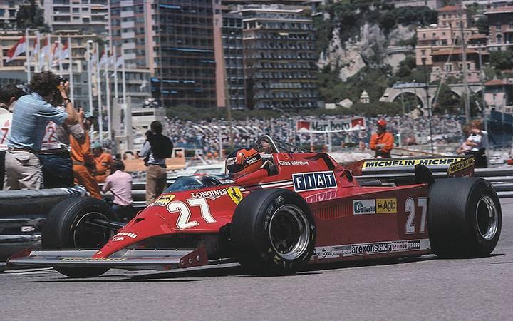 Gilles Villeneuve: new light on an old story