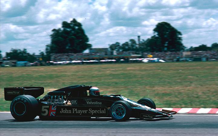Lotus's ground-effect revolution, part two