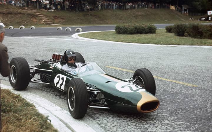 Gurney at Brabham