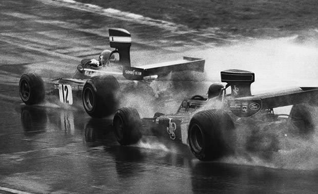Jacky Ickx's final flourish in Formula 1