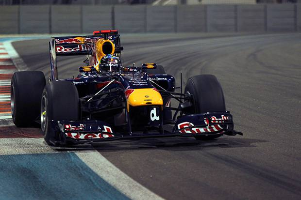 I was there when… 2010 Abu Dhabi GP