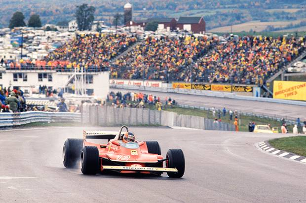 I was there when… 1979 United States GP