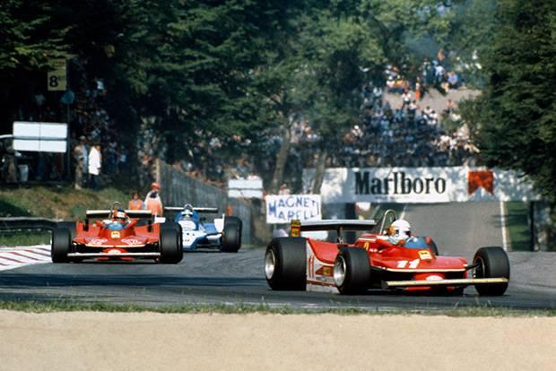 Ferrari at Monza
