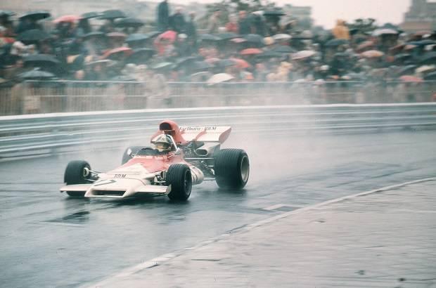 Roebuck's legends: Monaco 1972