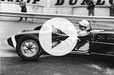Classic season opener: 1961 Monaco GP