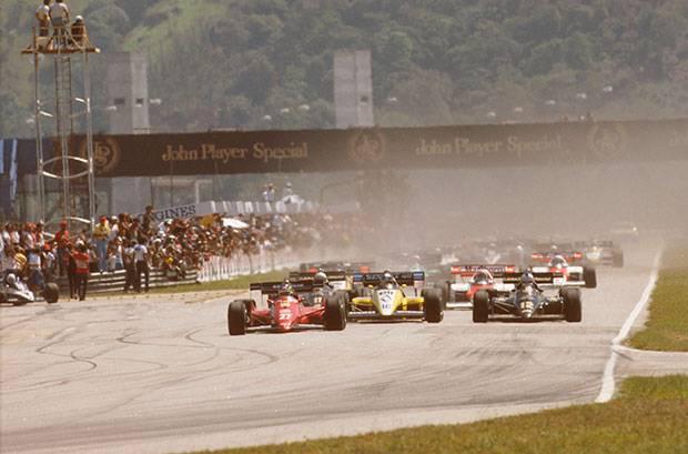 Formula 1 in Rio