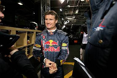 The understated David Coulthard