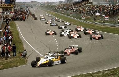 Formula 1 in 2012: a familiar feeling