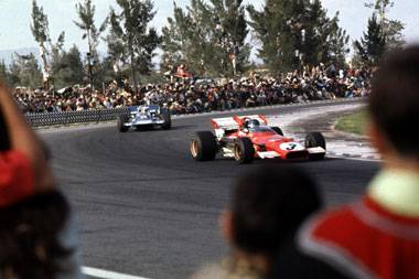 The return of the Mexican Grand Prix?