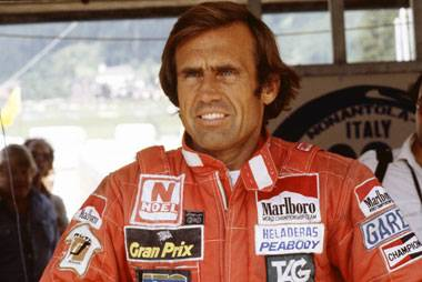'Clark-like' Carlos Reutemann