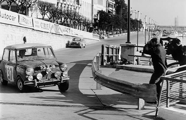 Mini's Monte Carlo anniversary
