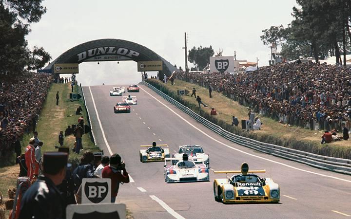 Le Mans experiences