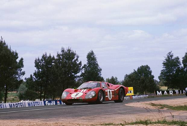 Le Mans 1967: Gurney and Foyt win for Ford