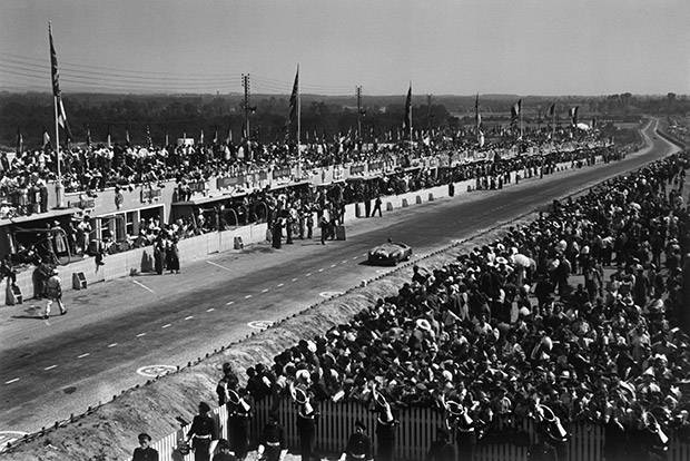 1949 Le Mans 24 Hours report