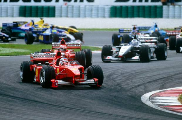 The farce of the 1999 title decider