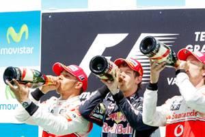 Motor racing's autumnal treats