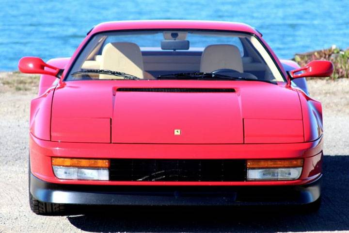 Classified spotlight: Ferrari Testarossa