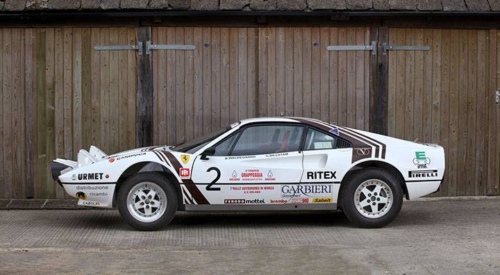 Classified spotlight: Ferrari 308 Michelotto Group B