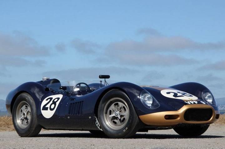 Classified spotlight: 1958 Lister-Jaguar