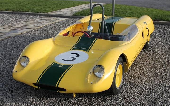 Classified spotlight: Lotus 23B