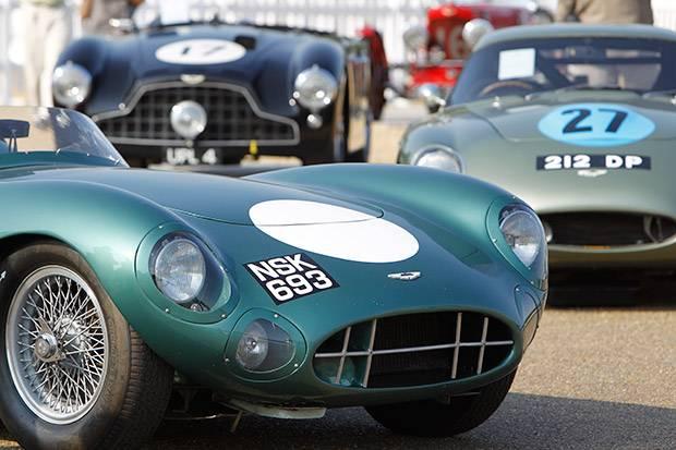 The enduring magic of Aston Martin
