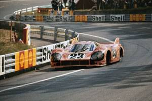 Porsche's 'Pink Pig' cameo