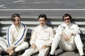 Why Ickx feels lucky