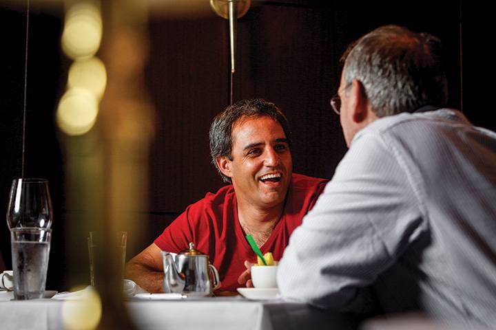 Vic Elford on coaching Juan Pablo Montoya