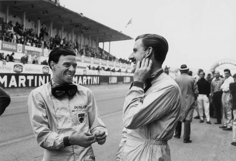 Graham Hill special in the Archive