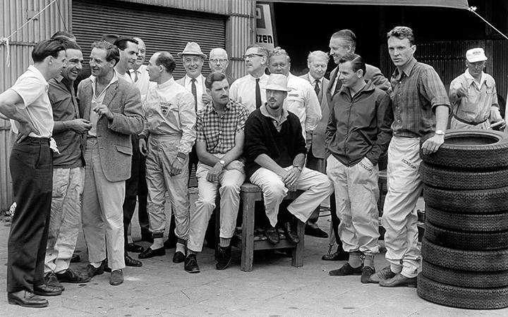 Racing's greatest generation