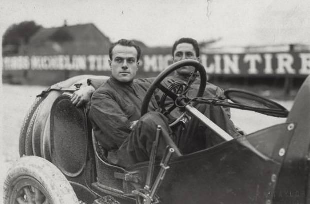 America's original Grand Prix hero