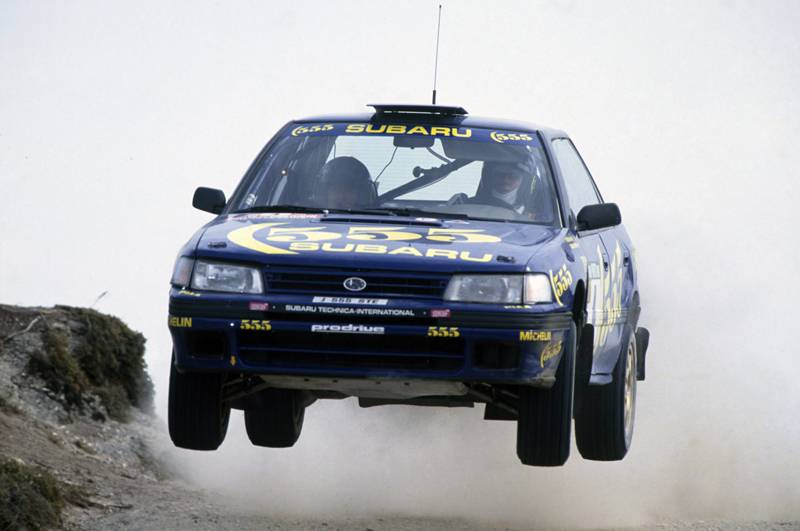 Hall of Fame 2016 voting – Rally category