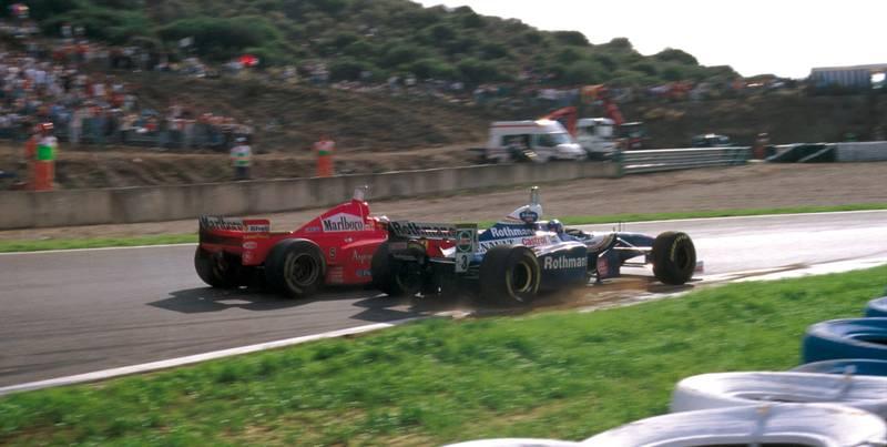 58 –1997 European GP