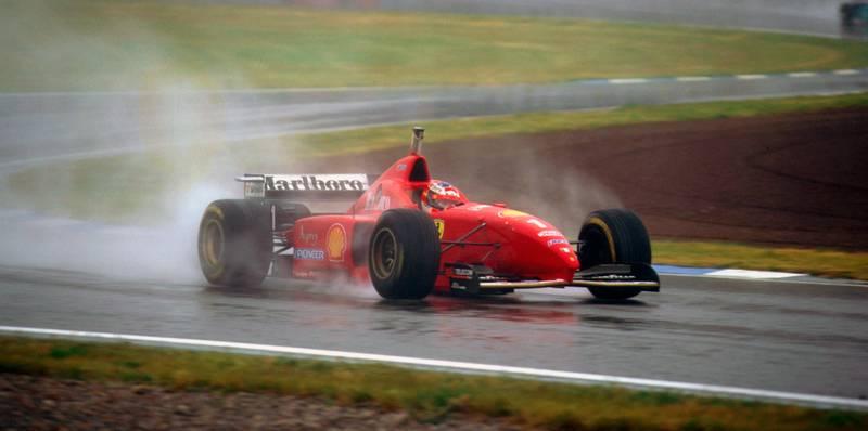 59 – 1996 Spanish GP