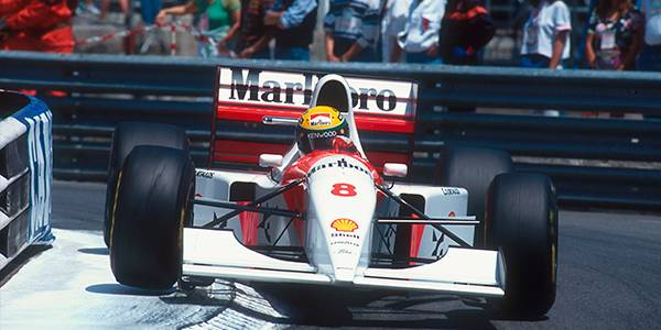 Week in motor sport – Senna's record win, Hill's first